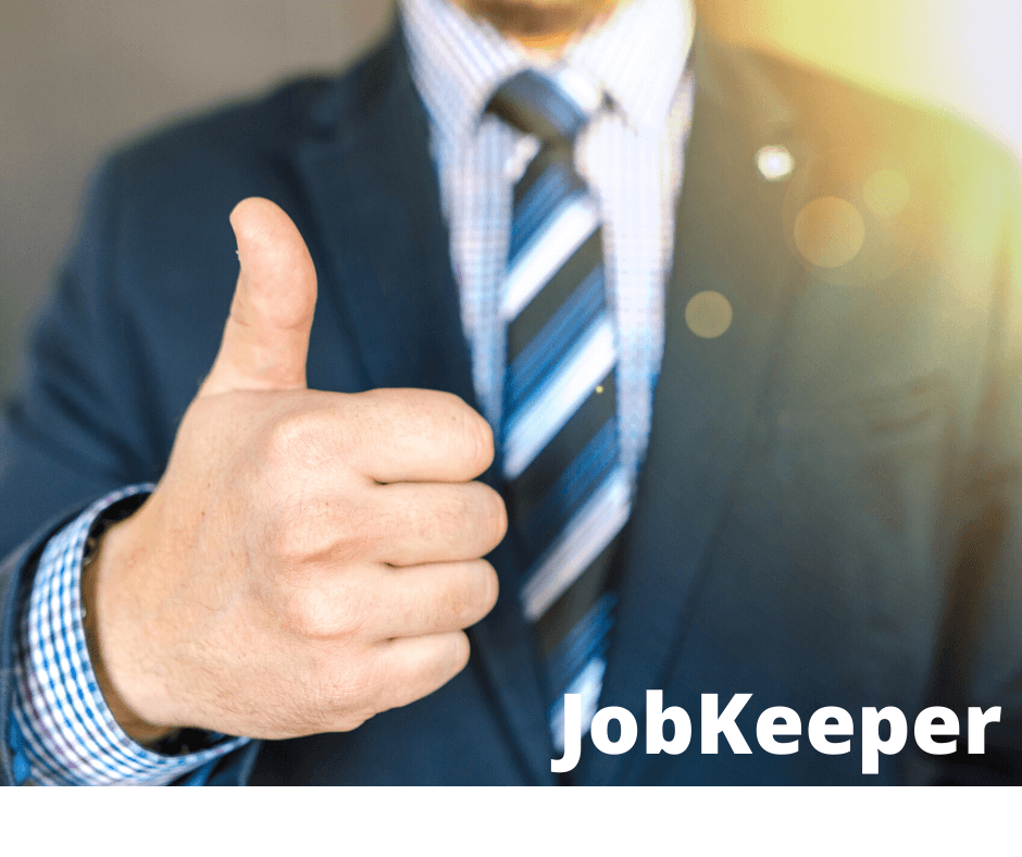 COVID-19 - Update on JobKeeper Payment for  self employed